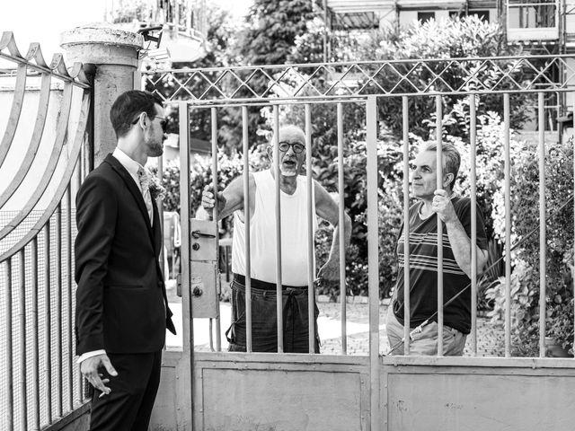 Il matrimonio di Marco e Federica a Paderno Dugnano, Milano 94
