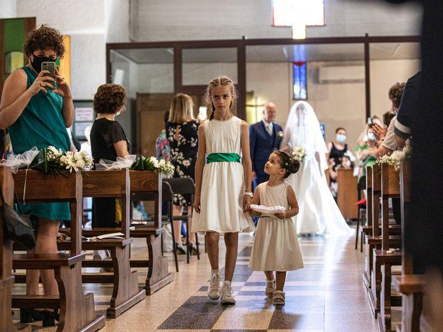 Il matrimonio di Marco e Federica a Paderno Dugnano, Milano 98