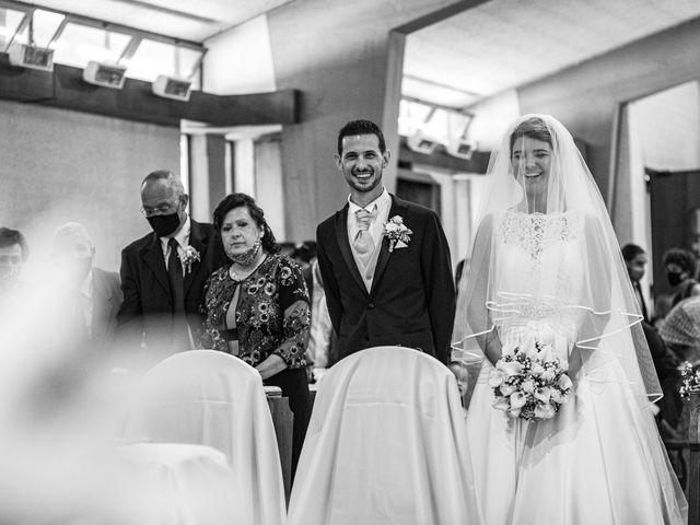 Il matrimonio di Marco e Federica a Paderno Dugnano, Milano 99