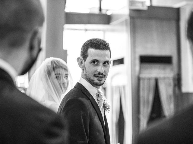 Il matrimonio di Marco e Federica a Paderno Dugnano, Milano 100