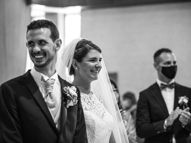 Il matrimonio di Marco e Federica a Paderno Dugnano, Milano 105