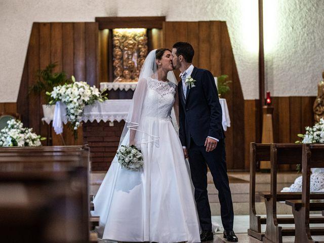 Il matrimonio di Marco e Federica a Paderno Dugnano, Milano 107