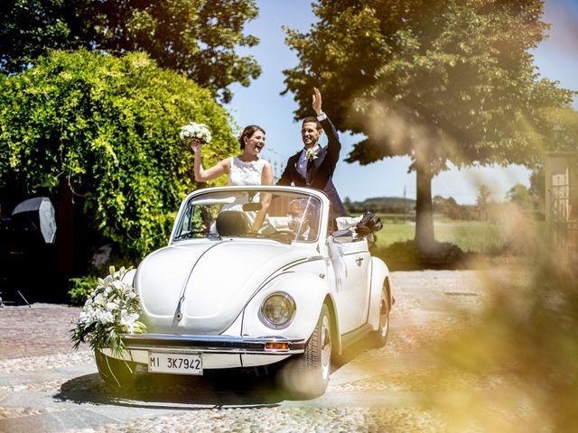Il matrimonio di Marco e Federica a Paderno Dugnano, Milano 111