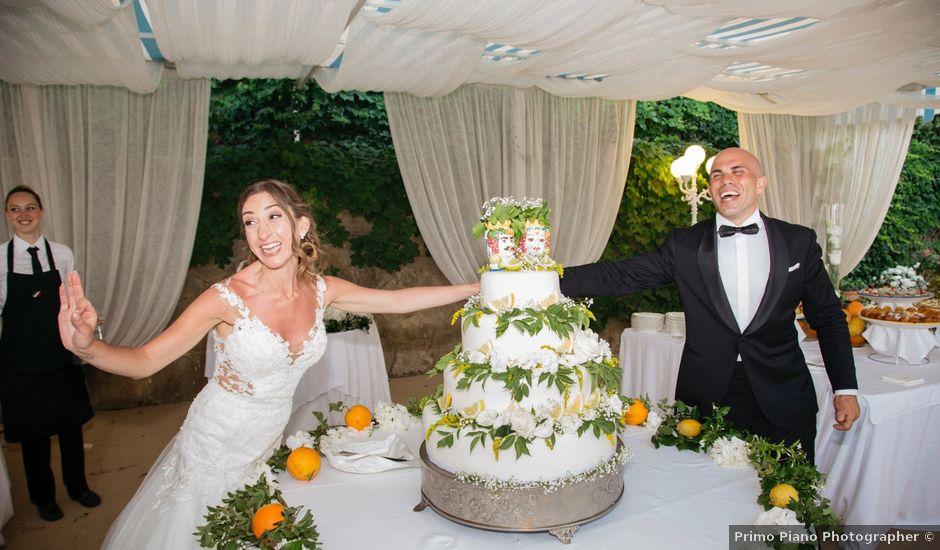 Il matrimonio di Enrico e Giulia a Palermo, Palermo