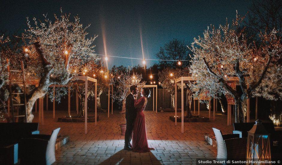 Il matrimonio di Tommaso e Carlotta a San Giovanni Valdarno, Arezzo