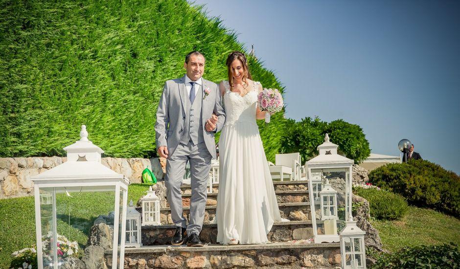 Il matrimonio di Gabriele e Valentina a Costermano, Verona