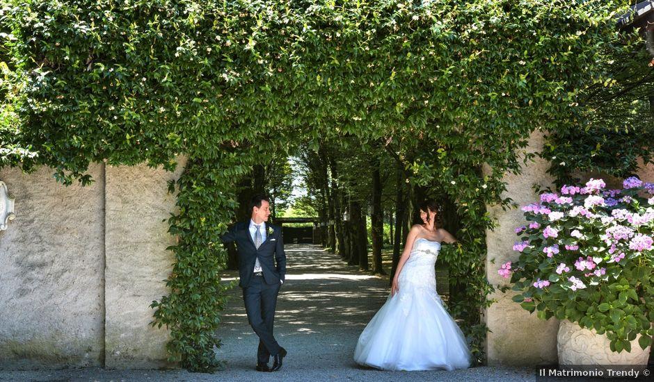 Il matrimonio di Michele e Roberta a Truccazzano, Milano