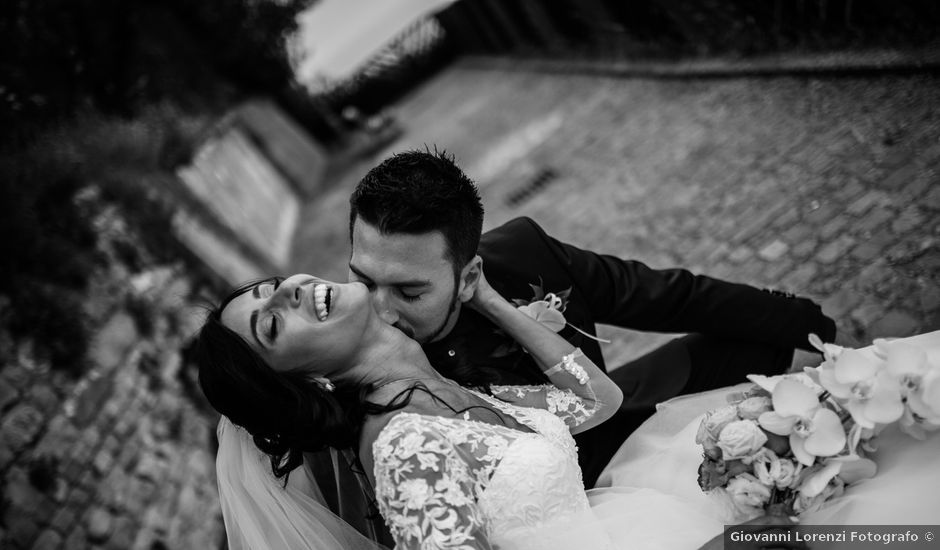 Il matrimonio di Andrea e Corinne a Pesaro, Pesaro - Urbino