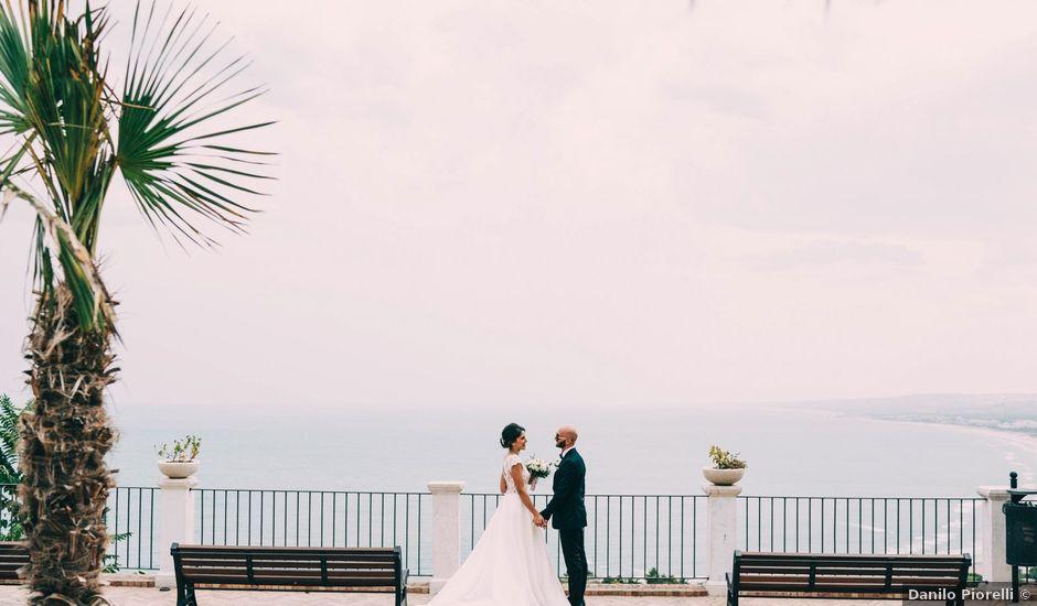 Il matrimonio di Franco e Bianca a Vasto, Chieti