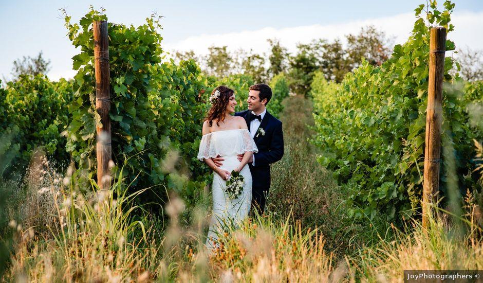 Il matrimonio di Rifat e Chiara a Penango, Asti