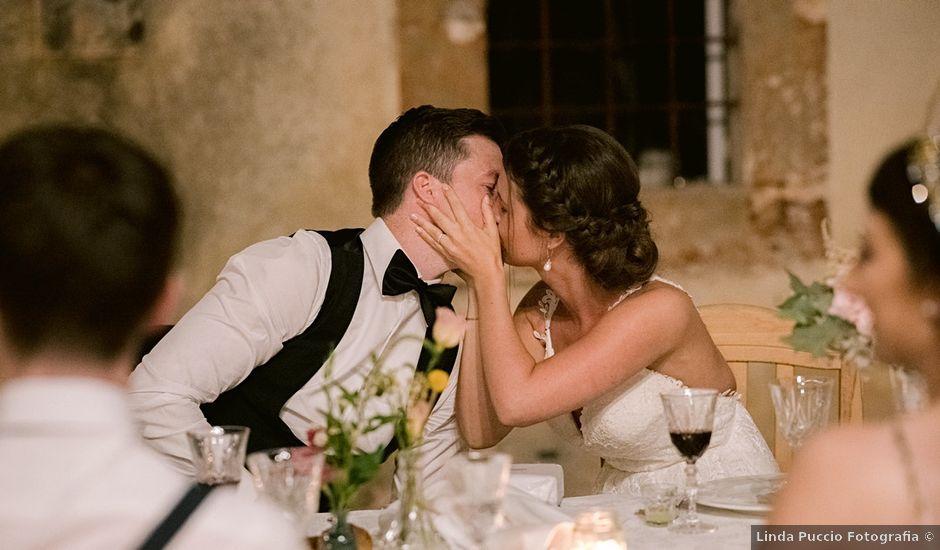 Il matrimonio di Marty e Julia a Palazzolo Acreide, Siracusa