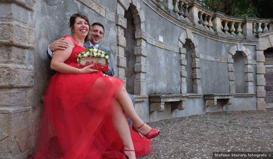 Il matrimonio di Denis e Elisa a Conselve, Padova