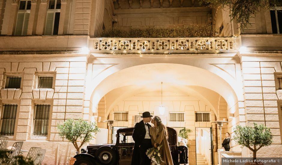 Il matrimonio di Andrea e Nicole a Bari, Bari
