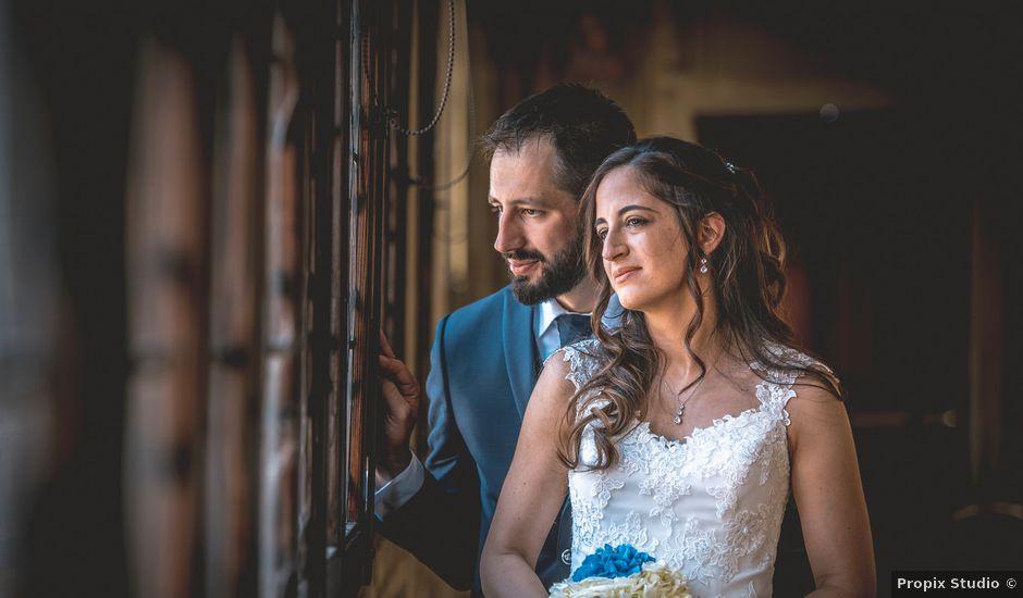 Il matrimonio di Valentino e Rosanna a Sacile, Pordenone