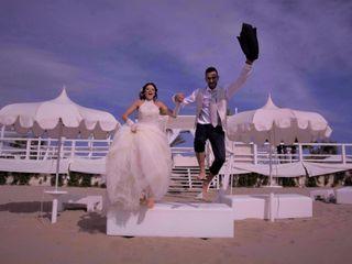 Le nozze di Marika e Gaetano