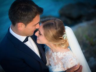 Le nozze di Viviana e José Luis