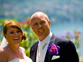 Le nozze di Lorna e Mark