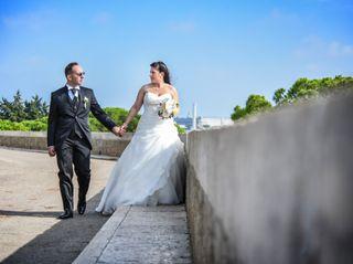 Le nozze di Giovanna e Salvatore