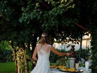 Le nozze di Serena Reggiani e Mattia Momesso 1