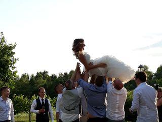Le nozze di Serena Reggiani e Mattia Momesso 2