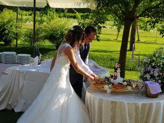 Le nozze di Serena Reggiani e Mattia Momesso 3