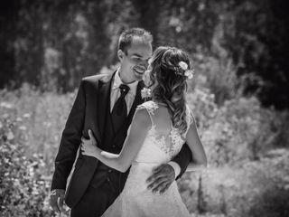 Le nozze di Serena Reggiani e Mattia Momesso
