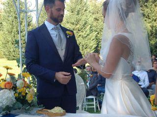Le nozze di Ilaria e Dario