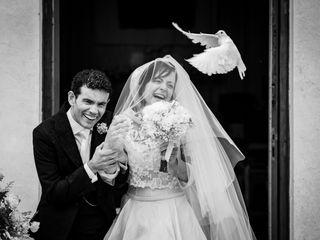 Le nozze di Letizia e Paolo