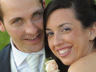 Le nozze di Samantha e Cristian
