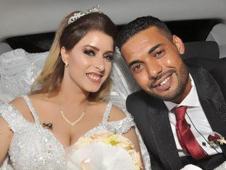 Le nozze di Oumaima e Mohamed 1