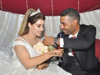 Le nozze di Oumaima e Mohamed 3