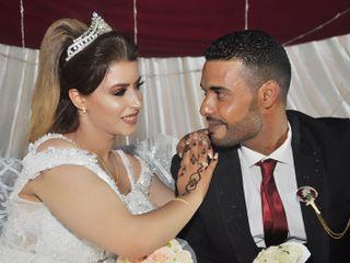 Le nozze di Oumaima e Mohamed
