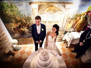 Le nozze di Alessandro e Laura