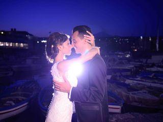 Le nozze di Jessica e Giuliano