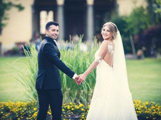 Le nozze di Simona e Cristian
