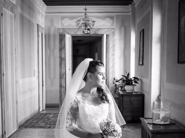 Il matrimonio di Enrico e Erica a Cison di Valmarino, Treviso 4