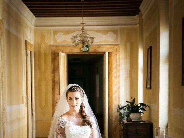 Il matrimonio di Enrico e Erica a Cison di Valmarino, Treviso 1