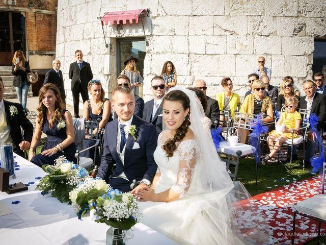 Il matrimonio di Enrico e Erica a Cison di Valmarino, Treviso 6