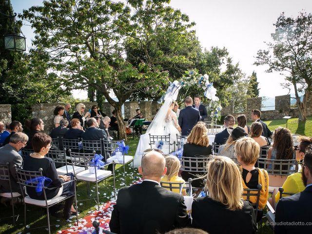 Il matrimonio di Enrico e Erica a Cison di Valmarino, Treviso 7