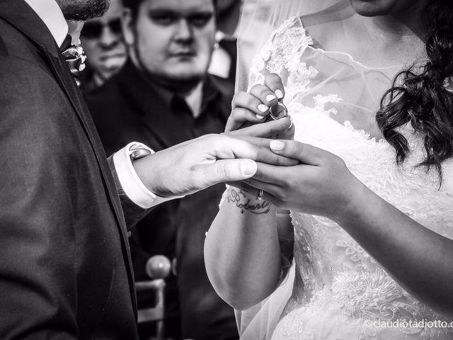 Il matrimonio di Enrico e Erica a Cison di Valmarino, Treviso 8