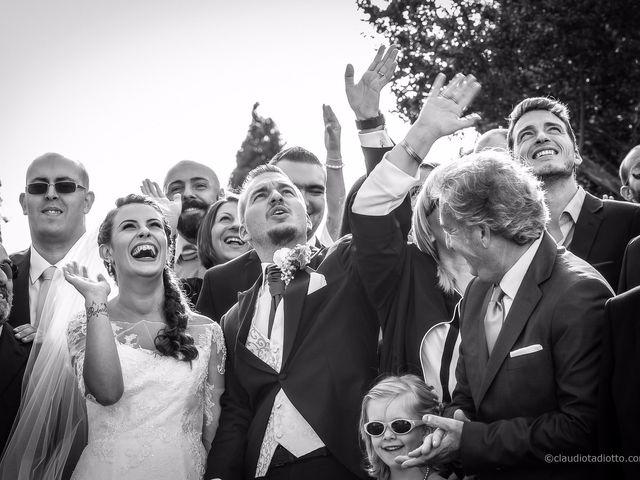 Il matrimonio di Enrico e Erica a Cison di Valmarino, Treviso 9