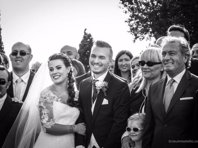Il matrimonio di Enrico e Erica a Cison di Valmarino, Treviso 10