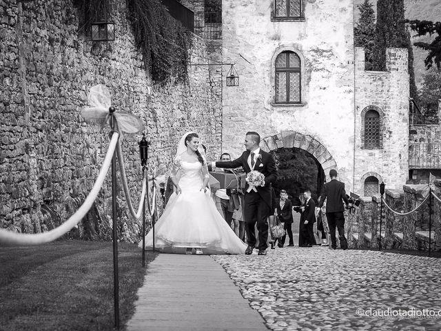 Il matrimonio di Enrico e Erica a Cison di Valmarino, Treviso 11