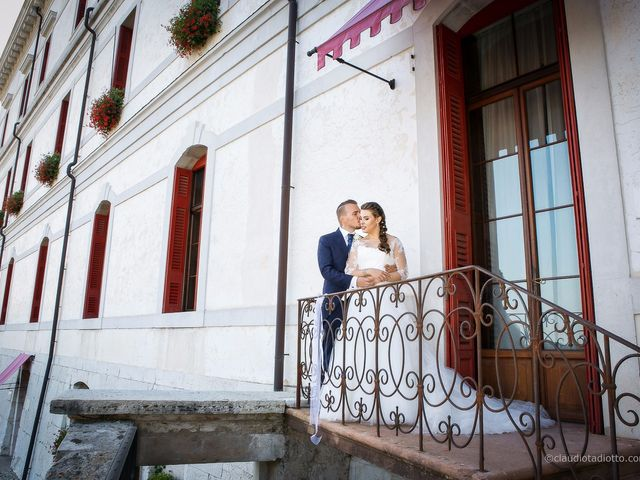 Il matrimonio di Enrico e Erica a Cison di Valmarino, Treviso 13