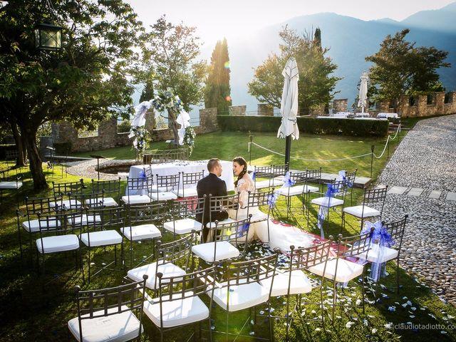 Il matrimonio di Enrico e Erica a Cison di Valmarino, Treviso 2