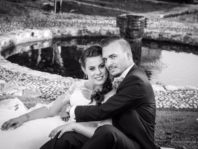 Il matrimonio di Enrico e Erica a Cison di Valmarino, Treviso 14