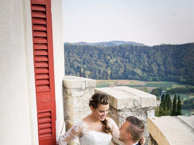 Il matrimonio di Enrico e Erica a Cison di Valmarino, Treviso 15
