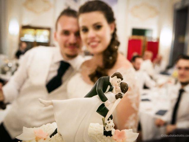 Il matrimonio di Enrico e Erica a Cison di Valmarino, Treviso 17