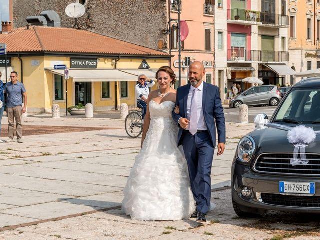 Il matrimonio di Alessandro e Giulia a Villafranca di Verona, Verona 8