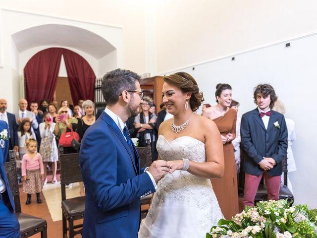 Il matrimonio di Alessandro e Giulia a Villafranca di Verona, Verona 10